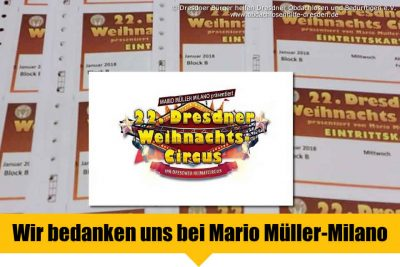 Dresdner Weihnachts-Circus