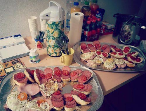 5. Friseurtag für Dresdner Obdachlose und Bedürftige 2018