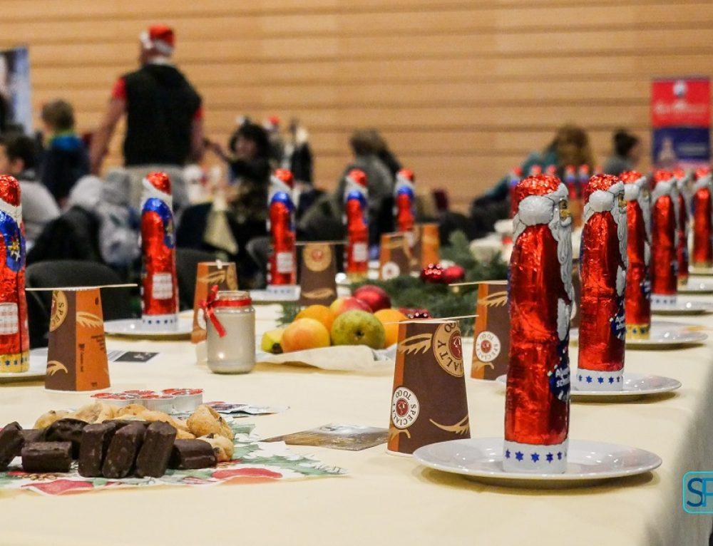 Einladung zum 3. Dresdner Weihnachtsessen für Obdachlose und Bedürftige