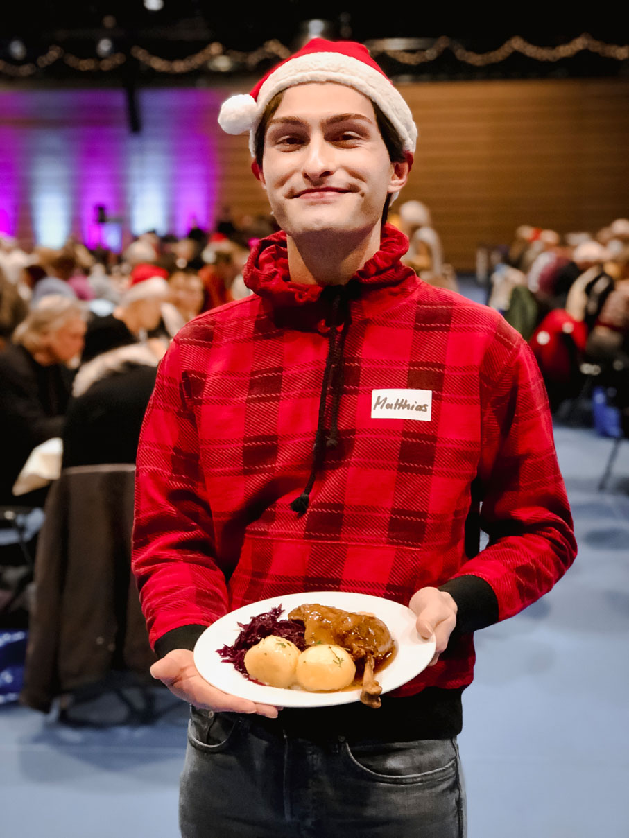Weihnachtsessen Dresden.Einladung Zum 3 Dresdner Weihnachtsessen Für Obdachlose